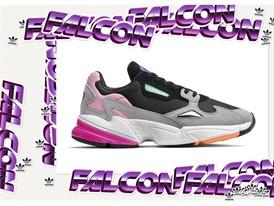 adidas Originals vuelve a los años 90 con Falcon