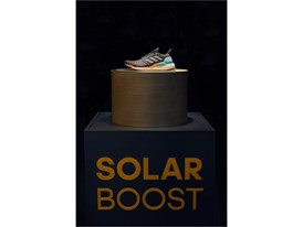 ADIDAS RUNNING BRINGS TAILORED FIBRE PLACEMENT TECHNOLOGY  TO THE SPORTS INDUSTRY WITH NEW SOLARBOOST