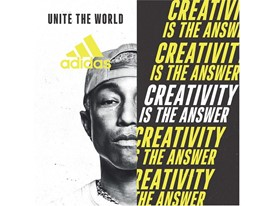 Kampagne Pharrell