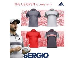 Sergio 2018 US Open