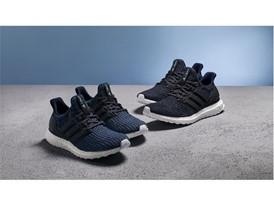 H adidas παρουσιάζει το ολοκαίνουριο UltraBOOST Parley Deep Ocean Blue To επίσημο running παπούτσι για την καμπάνια Run For The Oceans