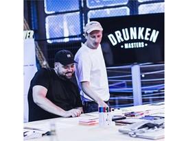 Creator Base - Drunken Masters