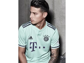 ADIDAS SOCCER REVEALS NEW FC BAYERN AWAY JERSEY FOR 2018/19 SEASON