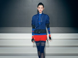 aSMC Global Ambassador MIng Xi Debute