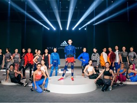 aSMC 18FW Work Out Performance Finale