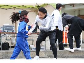 """""""復活の道しるべ 陸前高田 応援マラソン2018"""" 07"""