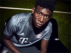FC Bayern 3. Trikot Alaba