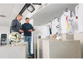 Η adidas και η Γερμανική Ποδοσφαιρική Ομοσπονδία επεκτείνουν τη συνεργασία τους  μέχρι και το 2026
