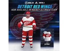 adidas Hockey x EA Digital6 RedWings