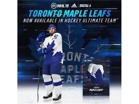 adidas Hockey x EA Digital6 Leafs