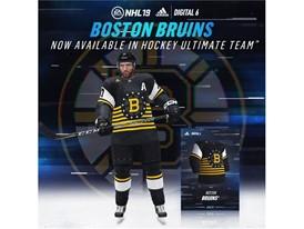 adidas Hockey x EA Digital6 Bruins