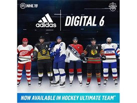 adidas Hockey x EA Digital6