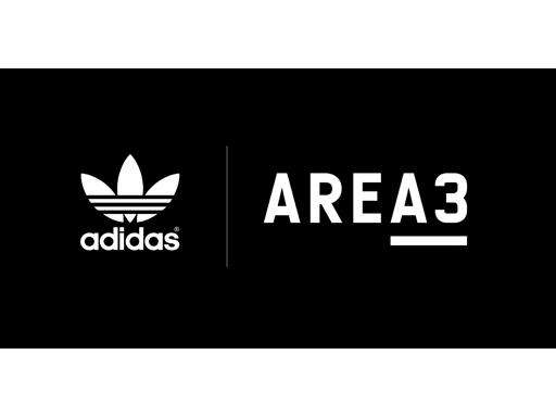 AREA3 composite logo