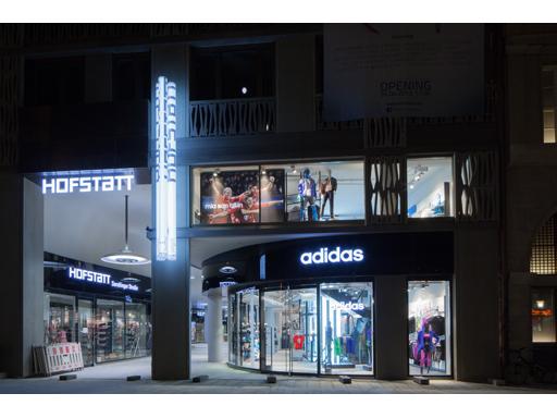 adidas news stream adidas er ffnete brand concept store. Black Bedroom Furniture Sets. Home Design Ideas