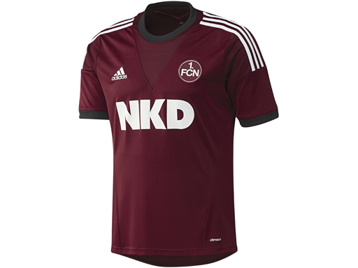 FCN Home Jersey front