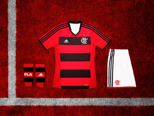 AJS adidas Flamengo Kit