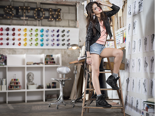 Selena Gomez NEO Collection shot 3