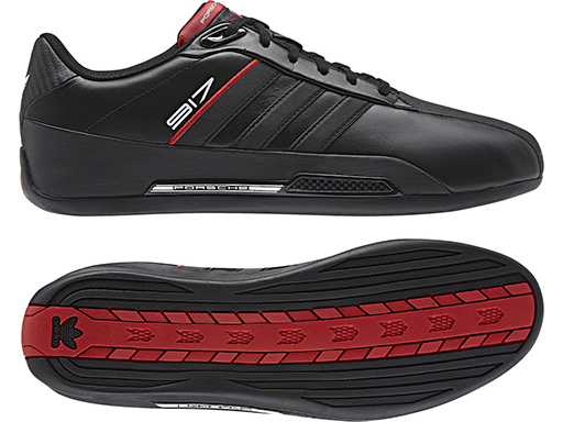 Leather Car Racing Shoes