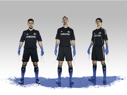 Chelsea Football Club 3rd kit