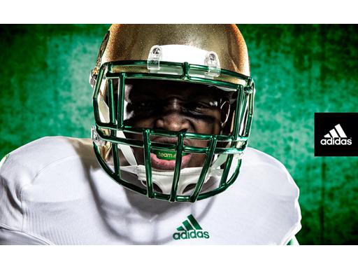 NCAA Football ND Mouthguard
