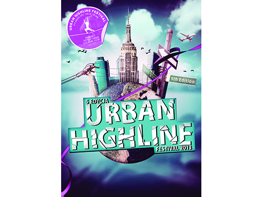 Urban Highline Festival 2013