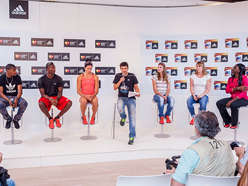 adidas IAAF Athletics World Championship 4