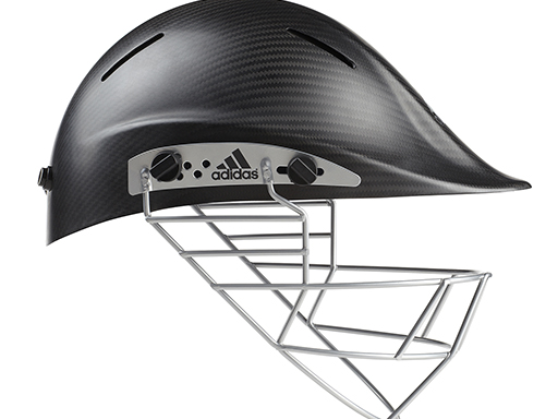 adidas unveil  ground-breaking cricket helmets for improved protection and comfort
