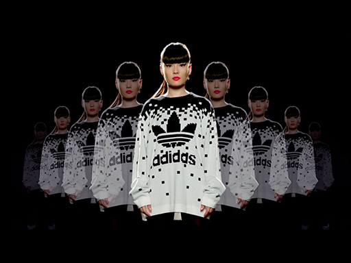 adidas Originals lookbook landscape