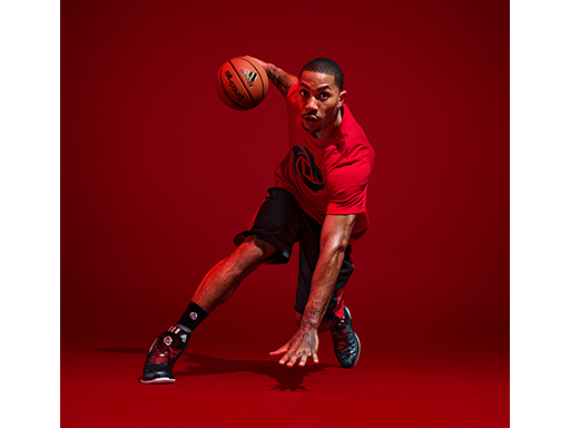 D Rose 4, Hero Athlete 2