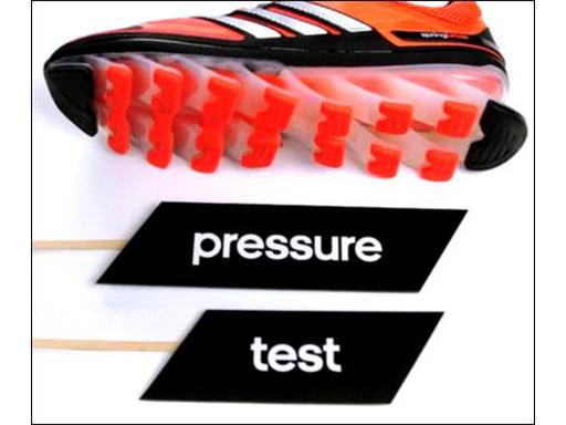 adidas Springblade Under Pressure