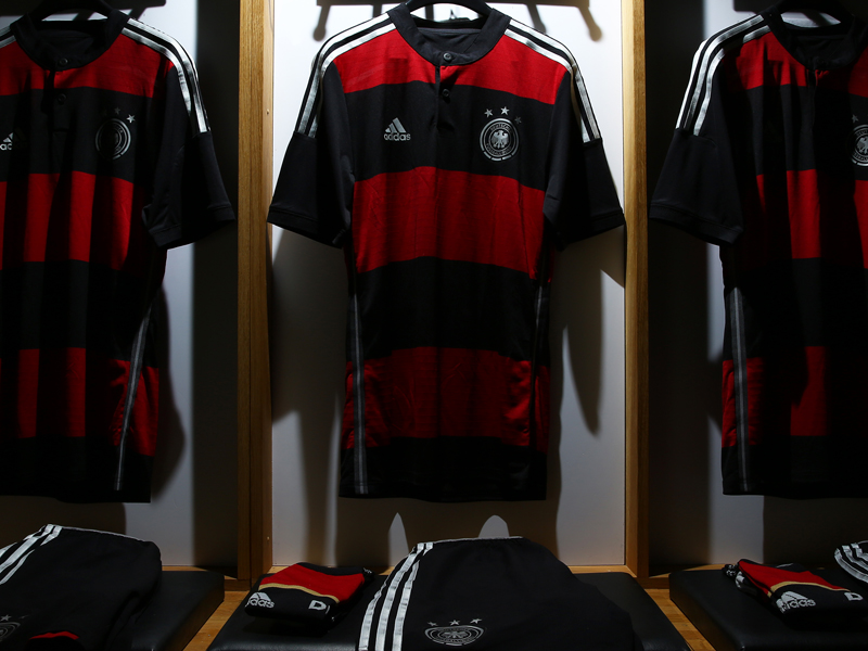 711040740bed8 ... Germany Fed Kit Away 1 adidas NEWS STREAM adidas Unveils New World Cup  ...