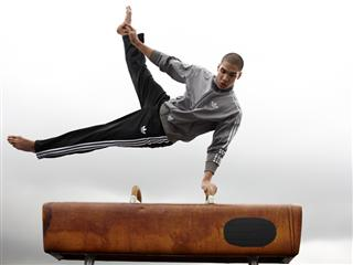"""Louis Smith – """"all adidas"""" Global Brand Campaign"""