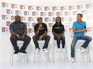 adidas Press Conference at the IAAF World Championships