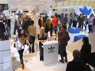 adidas Originals at Bread & Butter Trade Show Fall/Winter 2012