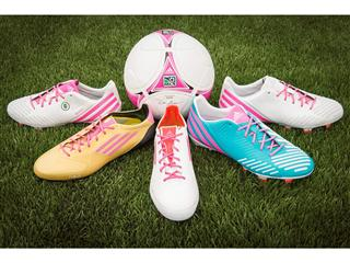 MLS Stars to Debut mi adidas Breast Cancer Awareness Cleats