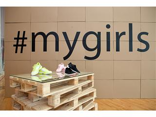 Будь совершенной с adidas #mygirls