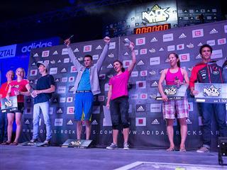 Juliane Wurm (GER) i Jernej Kruder (SLO) zdobywają tytuły adidas ROCKSTARS 2013