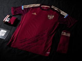 New Russian Kit for FIFA World Cup 2014