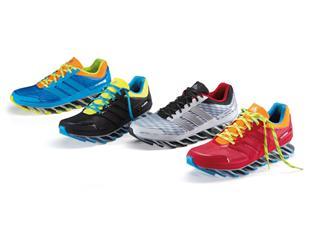 Customize adidas Springblade on miadidas