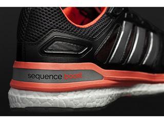 adidas Supernova Sequence BOOST™ vince la sfida delle scarpe da running stabili con un comfort senza compromessi