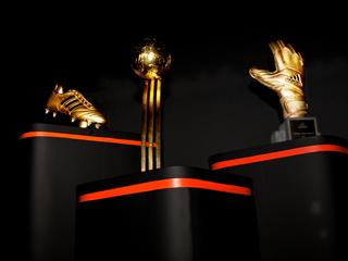 adidas reveals 2014 FIFA World Cup Player Trophies