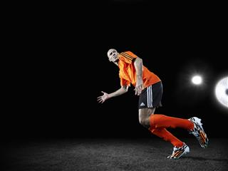 adidas 2014 FIFA WORLD CUP BRAZIL™ - Arjen Robben, pomocnik reprezentacji Holandii