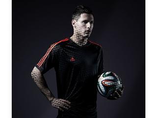 adidas 2014 FIFA WORLD CUP BRAZIL™ - Fabian Schar, obrońca reprezentacji Szwajcarii