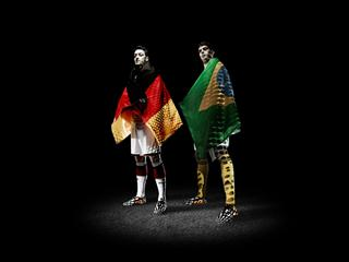 Only one game away from the final, Ozil and Oscar will give it their all for their countries