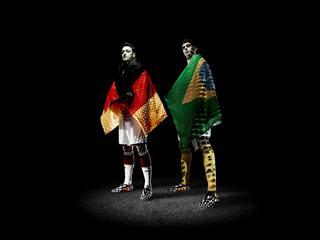 Oι επίσημες μπάλες των ημιτελικών του FIFA World Cup 2014