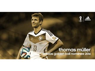Brazuca Golden Awards Nominee Muller