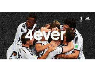 adidas Has Clean Sweep at 2014 FIFA World Cup