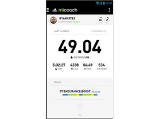 miCoach FIT SMART 12