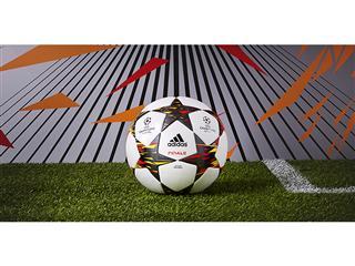 adidas presenta el balón oficial para la UEFA Champions League 2014/2015