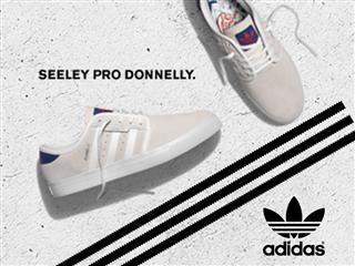 adidas Skateboarding erweitert die Seeley Kollektion